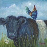 Piggyback Fine Art Print