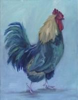Rooster B Fine Art Print