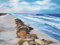 Beside the Waves Fine Art Print