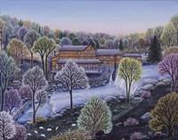 Cobbs Mill Inn Spring Fine Art Print