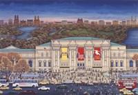 Metropolitan Museum Of Art Fine Art Print