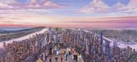 View From 86 Floor Fine Art Print