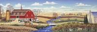 Coldwater Farm Fine Art Print