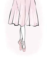 Ballerina Fine Art Print