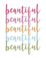 Beautiful Fine Art Print