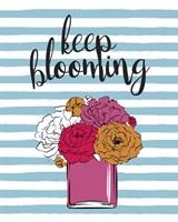 Keep Blooming Fine Art Print
