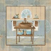 Copper Sink Variation Fine Art Print