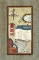 Luxurious Bathroom II Fine Art Print