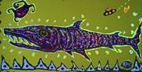 Barracuda Fine Art Print