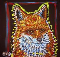 MAD Fox Fine Art Print