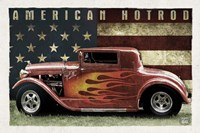 American Hot Rod Fine Art Print