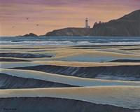 Sea of Dunes Fine Art Print