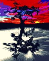 Tree Of Knowledge Fine Art Print