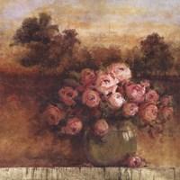 Sunlit Floral Fine Art Print