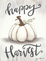 Happy Harvest Fine Art Print