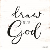 Draw Near to God Fine Art Print