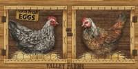 Chicken House Fine Art Print