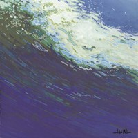 Flexing Ocean Fine Art Print