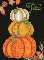 Fall Trio Fine Art Print