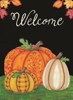 October Welcome Fine Art Print