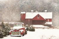 Chevy Country Fine Art Print
