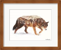 Arctic Wolf Fine Art Print