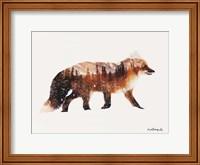 Arctic Red Fox Fine Art Print