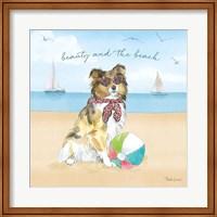 Summer Paws V Fine Art Print