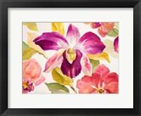 Radiant Orchid I Fine Art Print