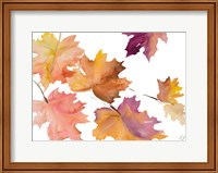 Harvest Leaves I Fine Art Print