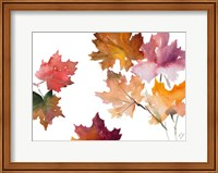 Harvest Leaves II Fine Art Print