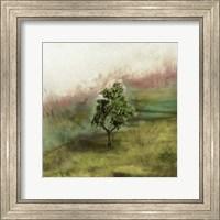 Lone Oak Fine Art Print