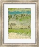 Organic Green I Fine Art Print