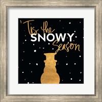 Tis the Snowy Season Fine Art Print