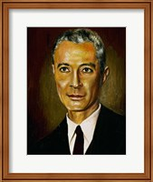 Oppenheimer, Julius Robert (New York, 1904-Princeton, 1967) Fine Art Print