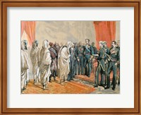 Amadeo I (1845-1890) Duke Of Aosta And King Of Spain (1871-1873) Fine Art Print