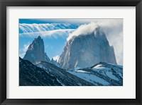 Mount Fitzroy, El Chalten, Argentina Fine Art Print