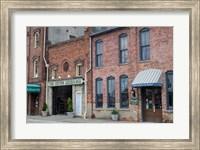 The Cotton Exchange, Wilmington, North Carolina Fine Art Print