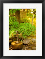 Japanese Garden, Dundee, Oregon Fine Art Print