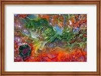 Colorful Agate Fine Art Print