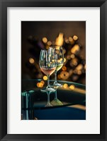 The Elegant Tasting Room At Long Shadows Fine Art Print