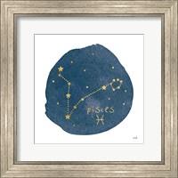 Horoscope Pisces Fine Art Print