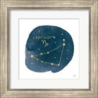 Horoscope Capricorn Fine Art Print