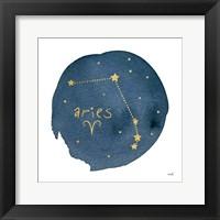 Horoscope Aries Fine Art Print