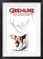 Gremlins Wall Poster