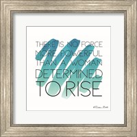 Determined to Rise Fine Art Print