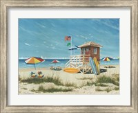 Beach Colors Fine Art Print