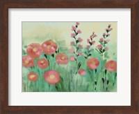 Floral Field Fine Art Print