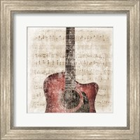 Acoustic Fine Art Print