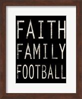 Sporty Faith 1 Fine Art Print